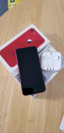 iPhone 8 red