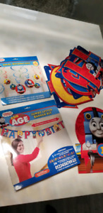 Thomas and friends birthday party decorations