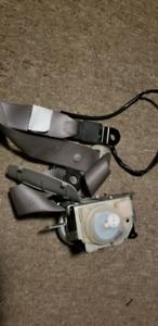 Cobalt G5 Ion passenger seat belt