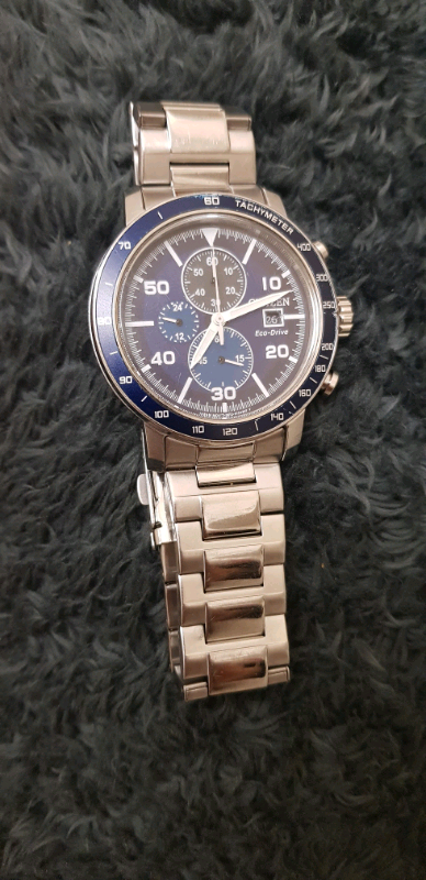 Citizen Eco Drive Men S Watch In Portsmouth Hampshire Gumtree