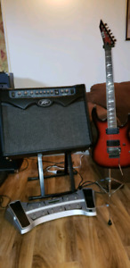Kit  guitare + ampli