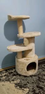 Maison pour le chat