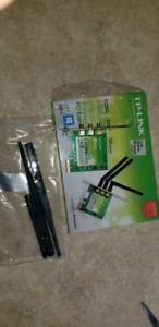 Tp-link n900 pci-e wifi adapter card
