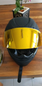 Casque Icon XL comme neuf
