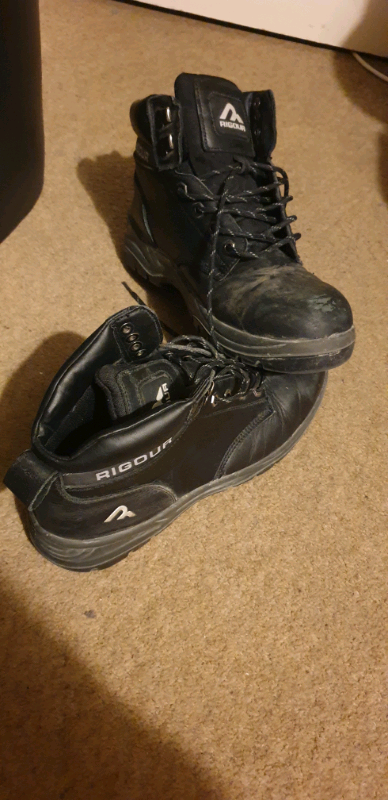10bb12bd47c RIGOUR Safety boots uk 11 size | in Tooting Broadway, London | Gumtree
