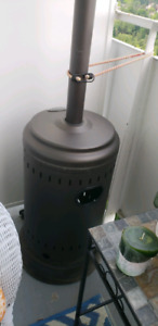 Propane patio heater  JUST REDUCED!