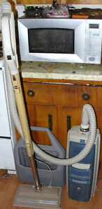 Electrolux, vacuums working 1990's mode