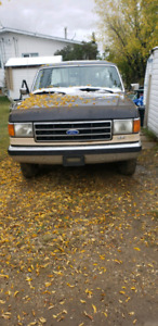 1989 ford f250 supercab 2wd  460