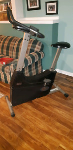 Exercise bike for sale 75.00 or best offer!