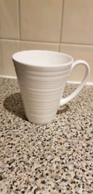 8 x ProCook bone china mugs
