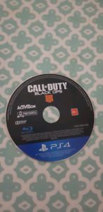 Ps4 game Call of duty black ops 4 Bonnyrigg Heights Fairfield Area Preview
