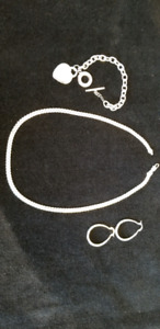 Sterling silver jewelry *NEW*