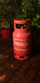 Full /& Sealed Cylinder Included In Price Patio Gas 6kg Propane Leisure BBQ Gas