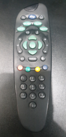 Sky remote control 3 Available