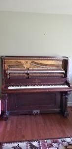 Heintzman & Co. Upright Piano