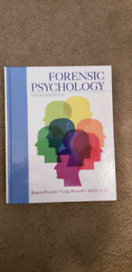 Forensic Psychology Textbook 4th Edition