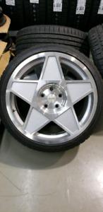 Mags 19po et pneus Nokian 235-35R19