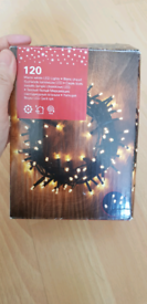 Fairy lights 120 x2 pack