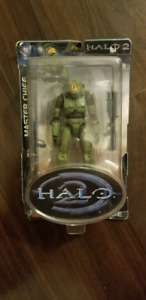 HALO 2 MASTER CHIEF (SPARTAN-117) FIGURE