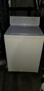 Crosley washer