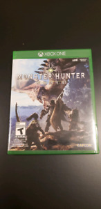 Monster hunter xbox one for sale
