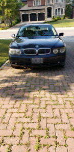 BMW 745i m-package