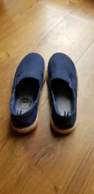 Brnad New M&S Canvas Espadrilles