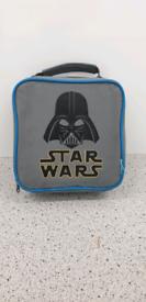 Darth Vader Starwars School Lunch Bag Brand New