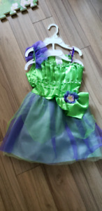 4T to 6T tinkerbell costume