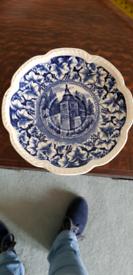Petrus Regout plate
