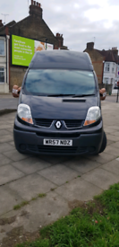 Renault trafic high roof