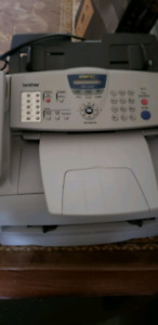 Printer/fax machine