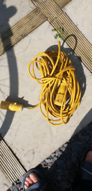 110 volt extention cable