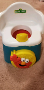 Elmo talking high five potty