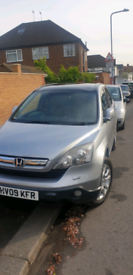 Honda CRV leather manual diesel