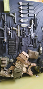 Massive magfed set up trade for sled