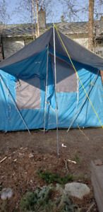 NEW CAMP MASTER CABIN TENT