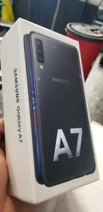 Brand New Samsung Galaxy A7 2018