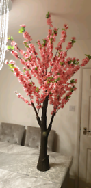 Artificial cherry blossom