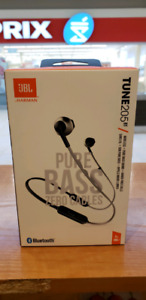 JBL wireless In-ear bleutooth earphone HP T205 N