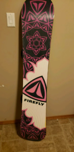 Womans snowboard