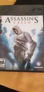Ps 3 assassin creed with instructions booklet