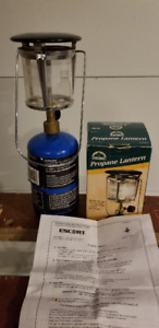 LANTERN  PROPANE FOR CAMPING OR OTHER