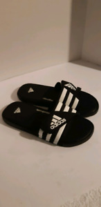 Men's Adidas Slippers size 10