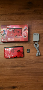 Limited Pokemon X & Y 3DS XL + Monster Hunter Games