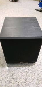 Paradigm High End Subwoofer, Monitor Sub 12, home theatre.