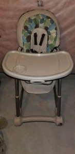 4 in 1 graco high chair