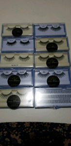 Unused makeup/lashes for sale