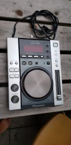 lecteur cd / mp3 pioneer cdj 200