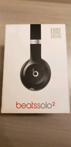 Beats solo2 wired luxe edition for sale